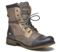 Christa K Stiefeletten & Boots in blau