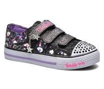 Shuffles Glitter N Glitz Sneaker in schwarz
