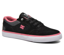 Nyjah Vulc SE W Sneaker in schwarz