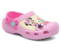 CC Minnie Jet Set Clog Sandalen in rosa