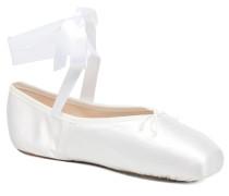 Paris Ballerinas in weiß