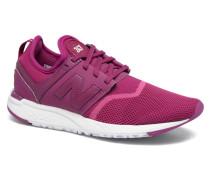 WRL247 Sneaker in lila
