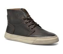 Corte Veg Sneaker in schwarz