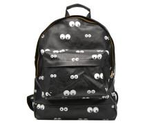 Gold Backpack Rucksäcke für Taschen in schwarz