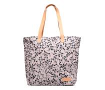 FLASK Cabas Handtasche in weiß