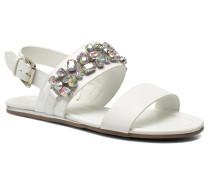 Mori Sandalen in weiß