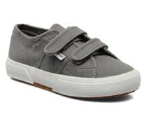 2750 J Velcro E Sneaker in grau