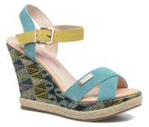 Grease Sandalen in blau