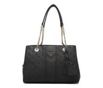 Porté épaule Girlfriend Sacthel Remi Handtaschen für Taschen in schwarz