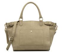 Eclipse M cuir nubucké Handtaschen für Taschen in grün