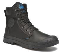 Spo Cu Wp Stiefeletten & Boots in schwarz