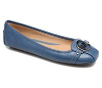 Fulton Moc Ballerinas in blau