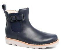 Crown Art Inf Stiefeletten & Boots in blau