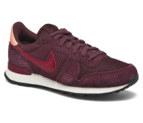 W Internationalist Se Sneaker in weinrot