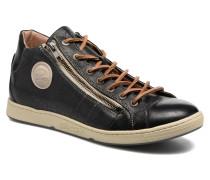 Jazzy Sneaker in schwarz