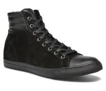GEFFRON Sneaker in schwarz