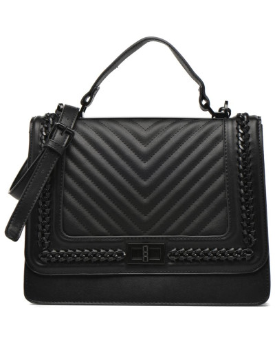 TRENALLE Porté main Handtaschen für Taschen in schwarz