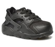 Huarache Run (Td) Sneaker in schwarz