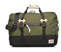 Colorblock Messenger bag Sporttaschen für Taschen in grün