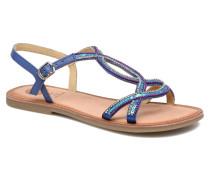 Sanscrito Sandalen in blau