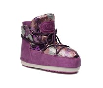 Buzz Paillettes Stiefeletten & Boots in rosa