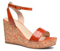 2Ola Sandalen in orange