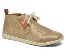 Stone Mid Cut W Sneaker in goldinbronze