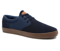 Willow Sneaker in blau