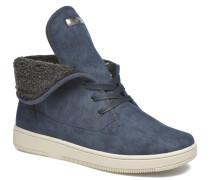 Desire Bootie Sneaker in blau