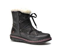 Assen 0435 Stiefeletten & Boots in schwarz
