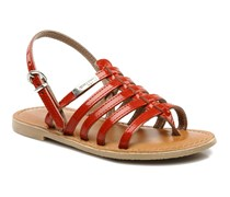 Herisson E Sandalen in rot