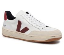 V12 W Sneaker in beige