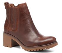 Averly Chelsea Stiefeletten & Boots in braun