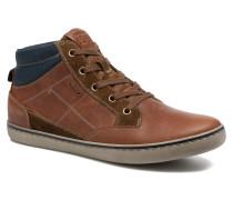 U Box C U74R3C Sneaker in braun