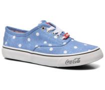 Kick Rimini Sneaker in blau