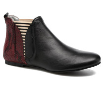Patch snake Stiefeletten & Boots in weinrot