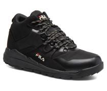 Delta Mid Sneaker in schwarz