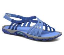 Enoki Link Sandalen in blau