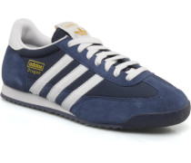 Dragon Sneaker in blau