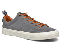 Star Player Premium Suede Ox M Sneaker in grau