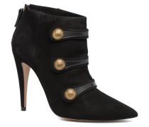 BNAL134 Stiefeletten & Boots in schwarz