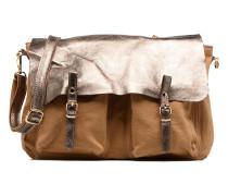 Maxi Maths Titane Handtaschen für Taschen in braun