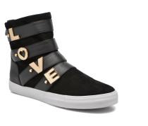 Hate Stiefeletten & Boots in schwarz