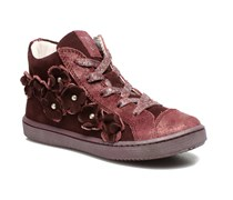 Etty 3 Sneaker in weinrot