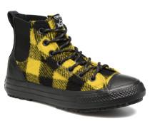 Chuck Taylor All Star Chelsea Boot Woolrich Hi Sneaker in schwarz
