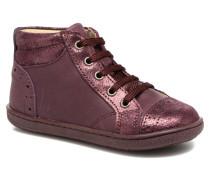 Ambra Sneaker in weinrot