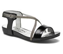 Emax Sandalen in schwarz