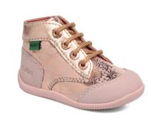 Boetik Schnürschuhe in rosa