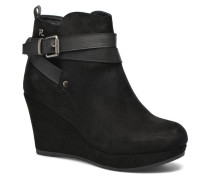 Cécile 63046 Stiefeletten & Boots in schwarz