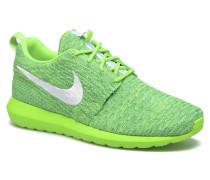 Roshe Nm Flyknit Sneaker in grün
